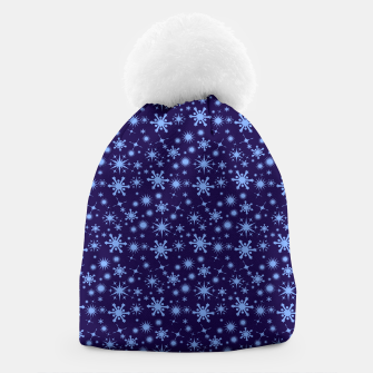 Thumbnail image of Snowflake 1 Beanie, Live Heroes