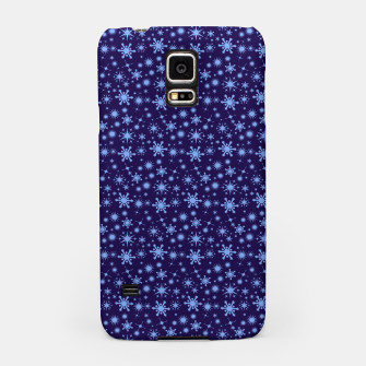Thumbnail image of Snowflake 1 Samsung Case, Live Heroes