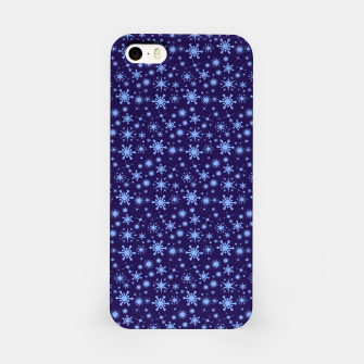 Thumbnail image of Snowflake 1 iPhone Case, Live Heroes