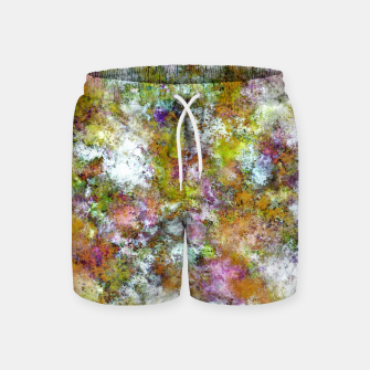 Miniatur Frosting Swim Shorts, Live Heroes