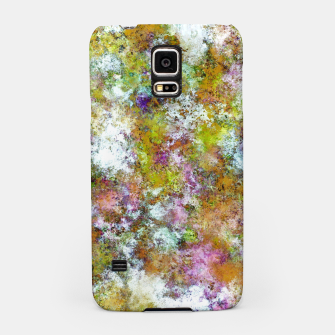 Miniatur Frosting Samsung Case, Live Heroes