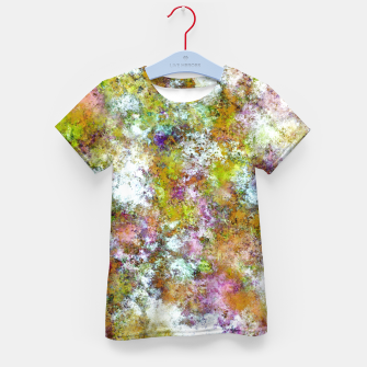 Thumbnail image of Frosting Kid's t-shirt, Live Heroes