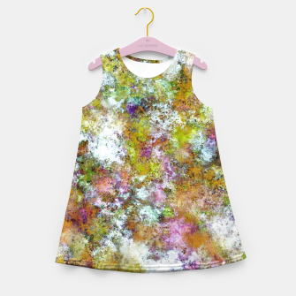 Thumbnail image of Frosting Girl's summer dress, Live Heroes