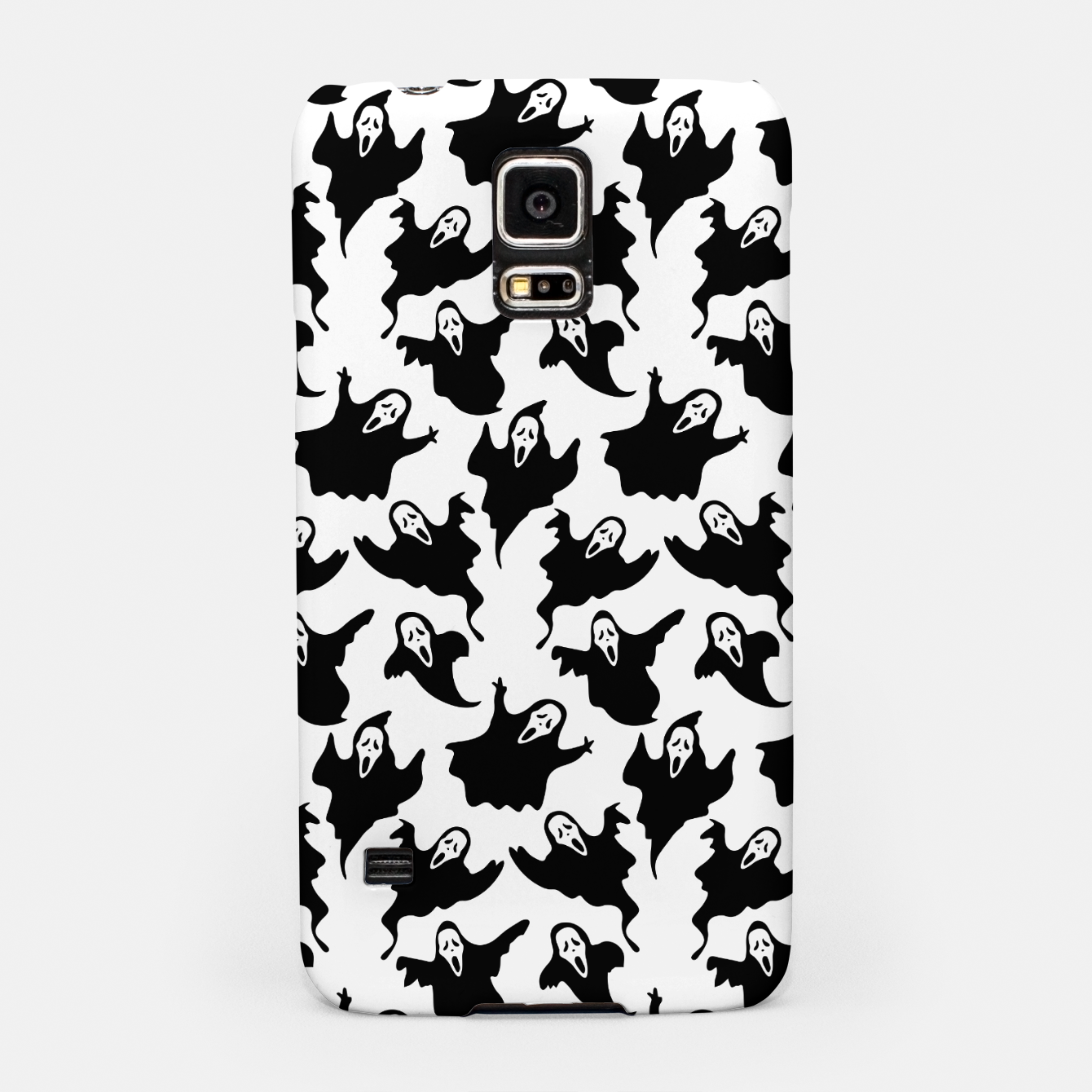 Image of Scream Halloween Ghost Gifts Boo Scary Movies Horror Samsung Case - Live Heroes