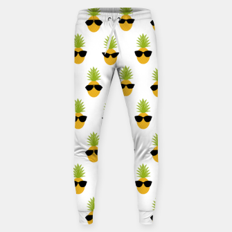 Miniature de image de Funny Pineapple Gifts Fruit Lovers Sunglasses Summer Sweatpants, Live Heroes
