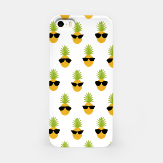 Miniature de image de Funny Pineapple Gifts Fruit Lovers Sunglasses Summer iPhone Case, Live Heroes