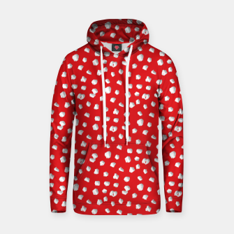 Thumbnail image of Amanita Muscaria Fly Agaric Magic Mushroom Fungi Gifts Hoodie, Live Heroes