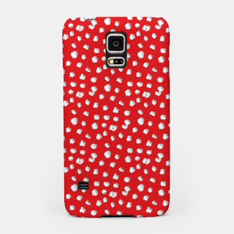 Thumbnail image of Amanita Muscaria Fly Agaric Magic Mushroom Fungi Gifts Samsung Case, Live Heroes