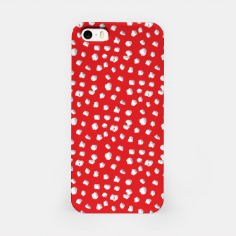 Thumbnail image of Amanita Muscaria Fly Agaric Magic Mushroom Fungi Gifts iPhone Case, Live Heroes