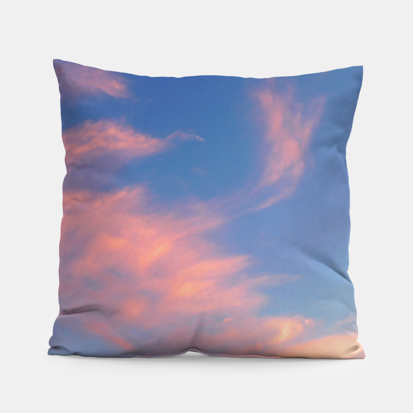 Image of Autumn sunrise Pillow - Live Heroes