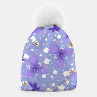 Thumbnail image of cotton girl Beanie, Live Heroes