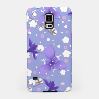 Thumbnail image of cotton girl Samsung Case, Live Heroes