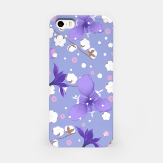 Thumbnail image of cotton girl iPhone Case, Live Heroes