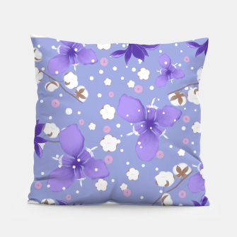 Thumbnail image of cotton girl Pillow, Live Heroes