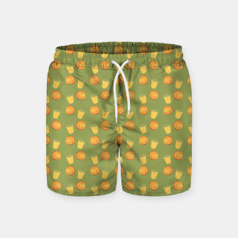 Thumbnail image of Bakery time Swim Shorts, Live Heroes