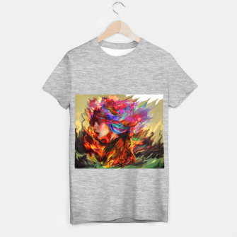 Thumbnail image of spring T-shirt regular, Live Heroes
