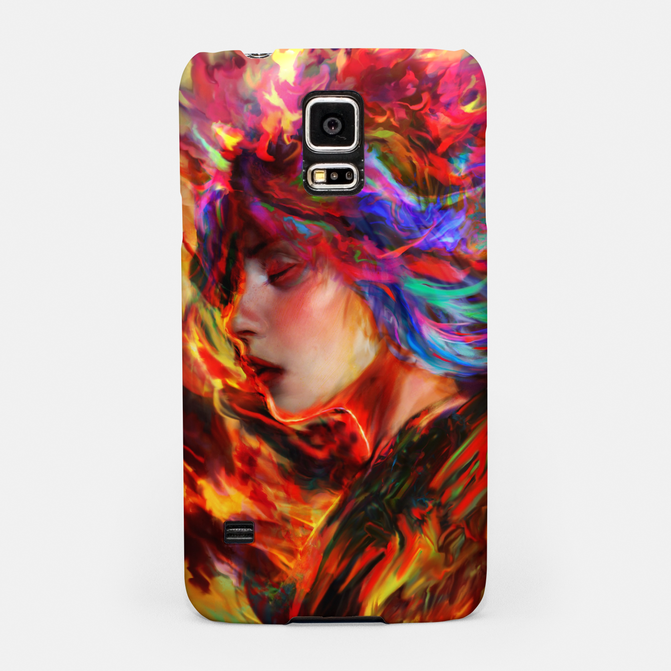 Image of spring Samsung Case - Live Heroes