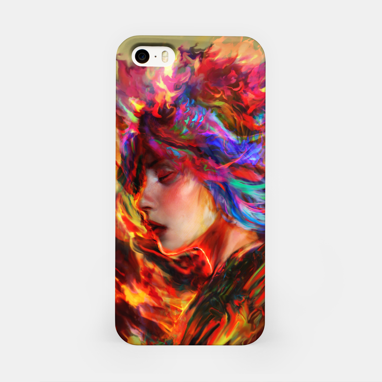 Image of spring iPhone Case - Live Heroes