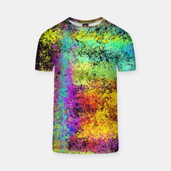 Thumbnail image of Watercolor 1 T-shirt, Live Heroes