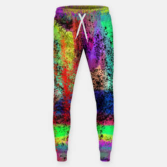 Thumbnail image of Watercolor 1 Sweatpants, Live Heroes