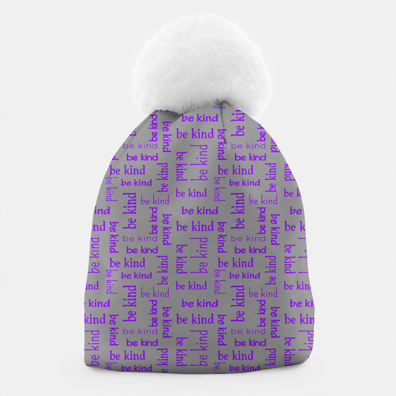 Image of Be Kind Quote Kindness Gifts Motivational Inspirational Beanie - Live Heroes