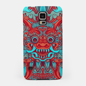 Thumbnail image of Neon Bali Samsung Case, Live Heroes