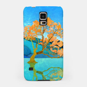 Miniatur One reflection Samsung Case, Live Heroes
