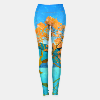 Miniatur One reflection Leggings, Live Heroes