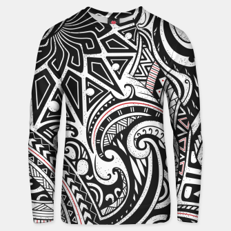 Miniature de image de The world of tribes - variety of species Unisex sweater, Live Heroes