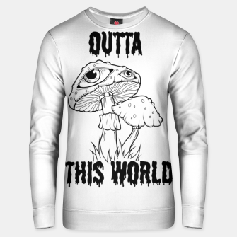 Thumbnail image of OUTTA THIS WORLD Sudadera unisex, Live Heroes