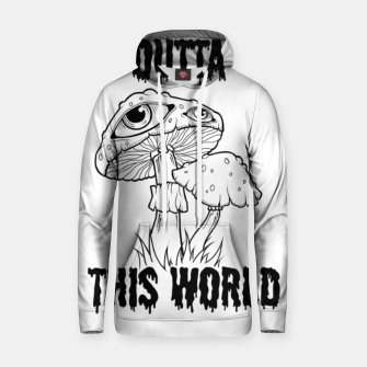 Thumbnail image of OUTTA THIS WORLD Sudadera con capucha, Live Heroes