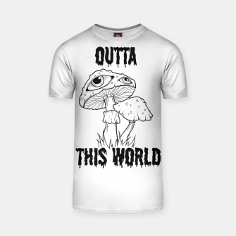 Thumbnail image of OUTTA THIS WORLD Camiseta, Live Heroes