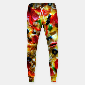 Miniatur PIZZA 7 Sweatpants, Live Heroes