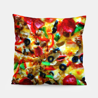 Miniatur PIZZA 7 Pillow, Live Heroes