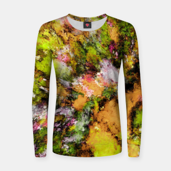 Thumbnail image of Damage Women sweater, Live Heroes