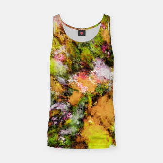 Thumbnail image of Damage Tank Top, Live Heroes