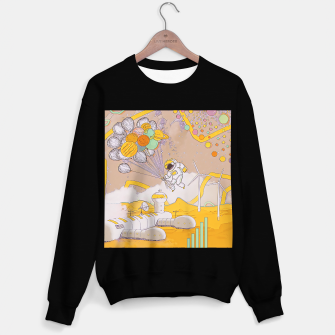 Thumbnail image of On the moon Sweater regular, Live Heroes