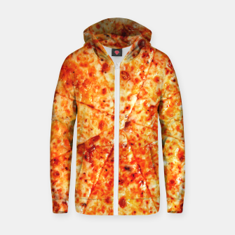 Miniatur PIZZA 11 Zip up hoodie, Live Heroes
