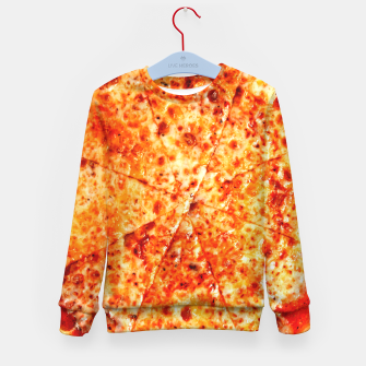 Miniatur PIZZA 11 Kid's sweater, Live Heroes