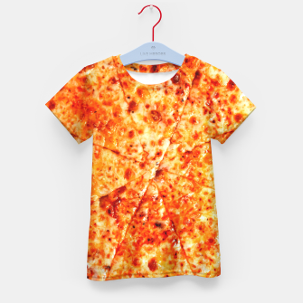 Miniatur PIZZA 11 Kid's t-shirt, Live Heroes