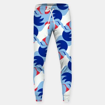 Miniaturka Gallic rooster - France flag symbol Sweatpants, Live Heroes