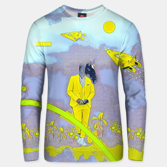 Thumbnail image of Horse Unisex sweater, Live Heroes
