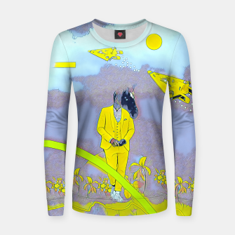 Thumbnail image of Horse Women sweater, Live Heroes