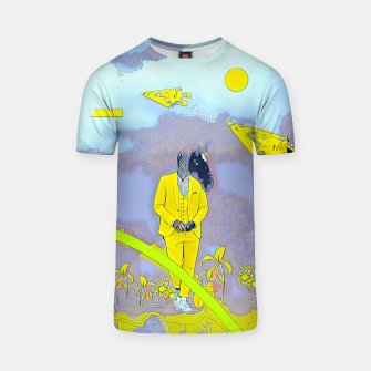 Thumbnail image of Horse T-shirt, Live Heroes
