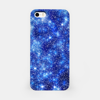 Thumbnail image of  Blurred Star Snow Christmas Sparkle Carcasa por Iphone, Live Heroes