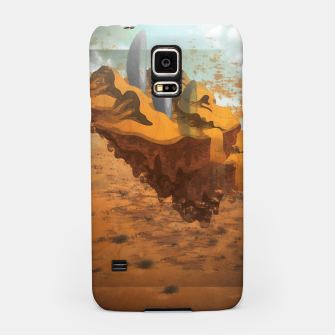 Thumbnail image of Arrival in the Desert Samsung Case, Live Heroes