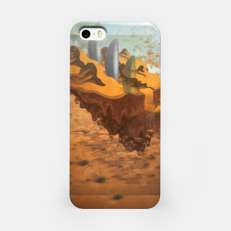Thumbnail image of Arrival in the Desert iPhone Case, Live Heroes