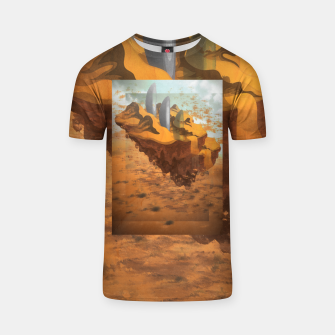 Thumbnail image of Arrival in the Desert T-shirt, Live Heroes