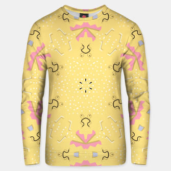 Thumbnail image of Joy Kaleidoscope Mandala Unisex sweater, Live Heroes