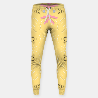 Thumbnail image of Joy Kaleidoscope Mandala Sweatpants, Live Heroes